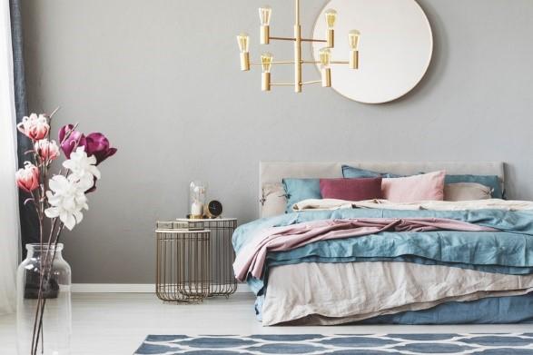 ทำความสะอาดผ้าปูที่นอน